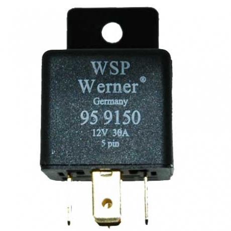 Rele za smernike 12V / 30A - 5 PIN